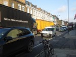 Traffic In The New Kings Road