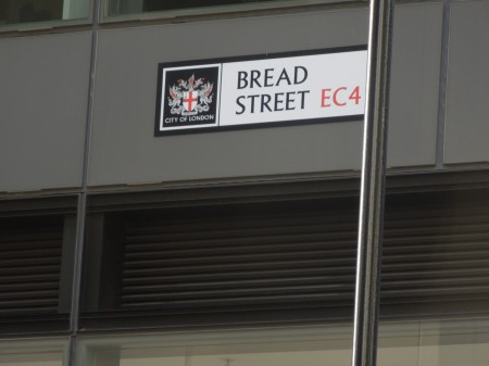 Not A Street For Coeliacs