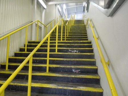 A Dangerous Staircase