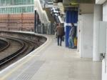 The Rebuilt Metropolitan Station At Paddington