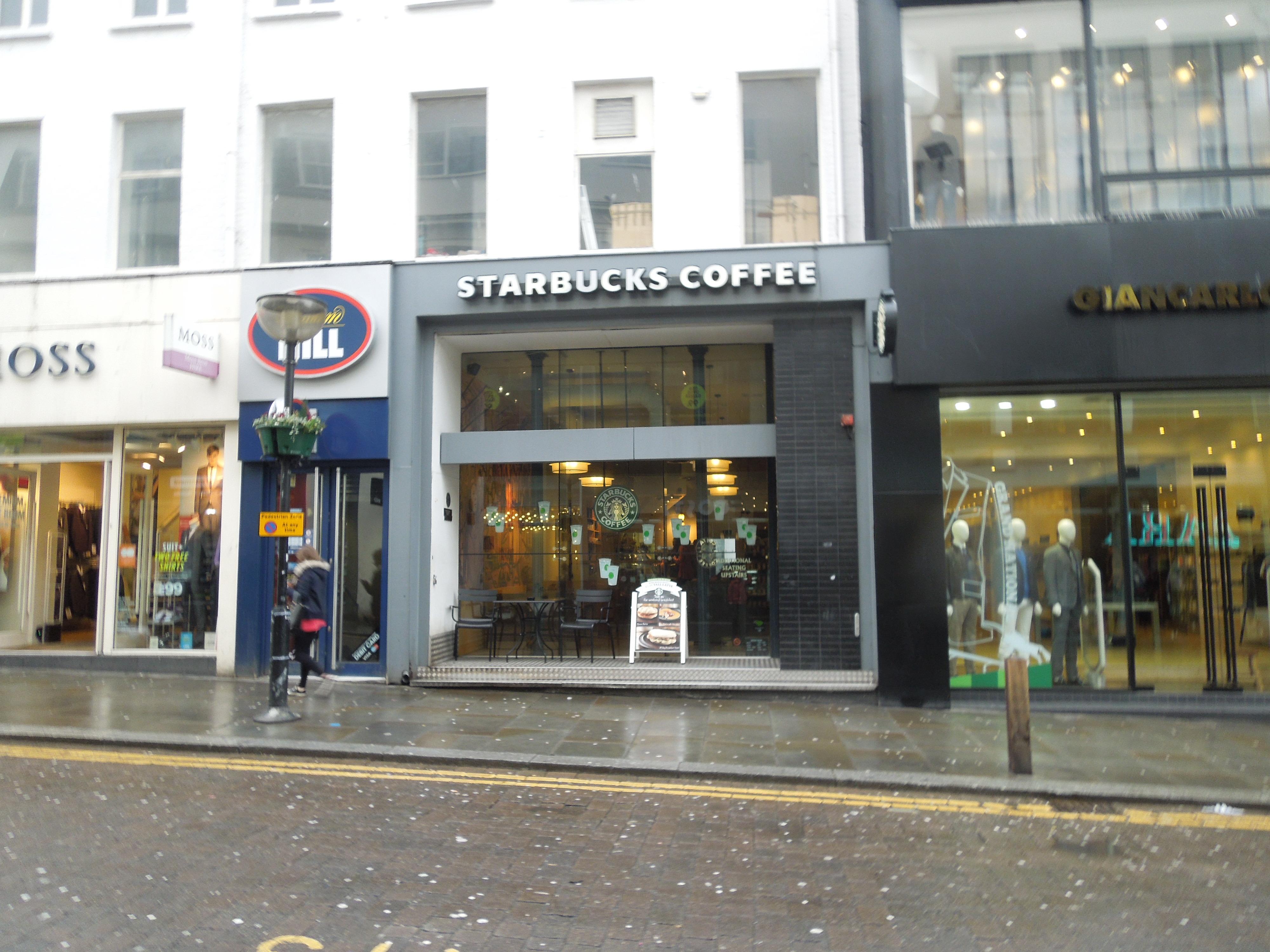 The Only Starbucks i