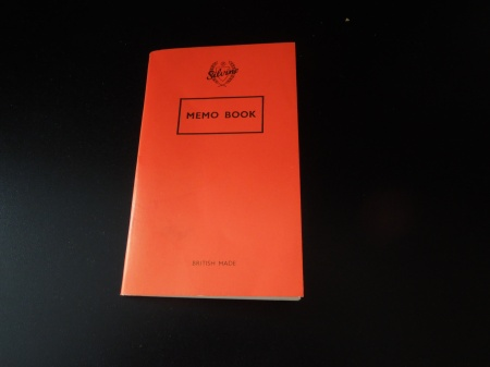 A Proper Memo Book