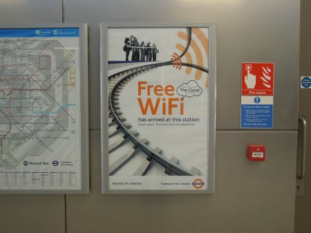 Dalston Junction Station Gets Free Wi-Fi