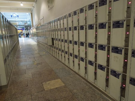 Left Luggage Lockers In Munich