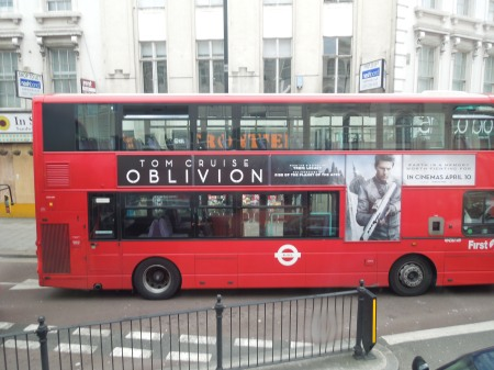 On A Bus To Oblivion