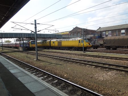 The Flying Banana At Doncaster
