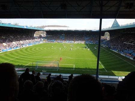 Inside Hillsborough