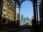 The View From Hay's Galleria