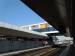 The New Pedestrian Bridge At East Croydon Station