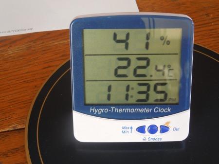 Maplin Hygro-Thermometer