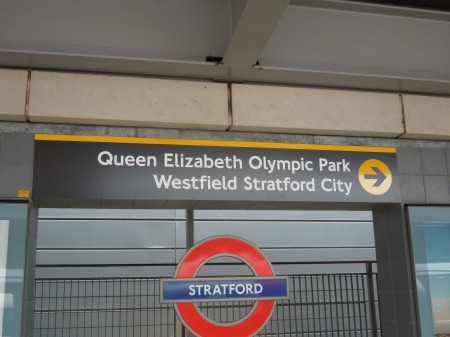 It's Now The Queen Elizabeth Olympic Park