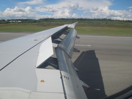 Airbus A320 Wing