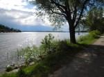 A Walk At HässelbyStrand