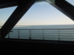 Over the Øresund Bridge