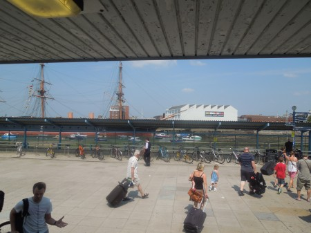 You Can't Miss Portsmouth Historic Dockyard