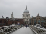 St. Paul's From The Millennium Bridge