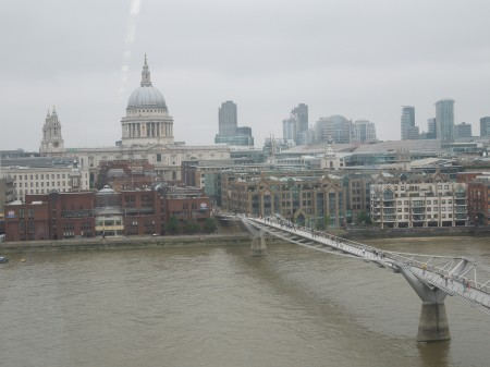 The View From Tate Modern
