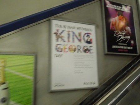 Did These Adverts Affect The Choice Of The Royal Baby's Name?