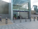 Paddington Station's New Canal-Side Entrance