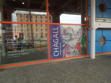 Chagall At The Tate Liverpool