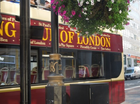 Do We Have Too Many Site-Seeing Buses In London?