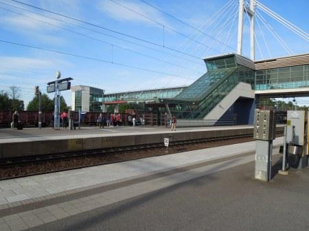Hallsberg Station