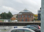 One Of The Rotundas Of The Clyde Harbour Tunnel