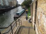 A Sad, Lonely Lith On The Regents Canal