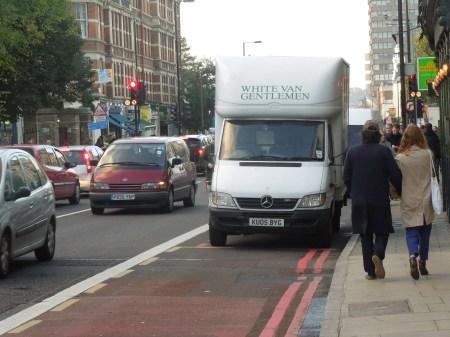 White Van Gentlemen