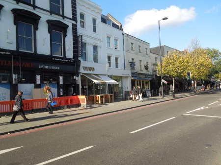 Islington Gets Another Cafe Without A Gluten-Free Offering