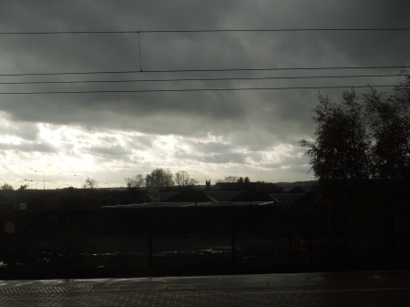 Approaching Preston