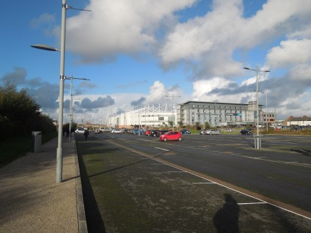 Walking To Bloomfield Road