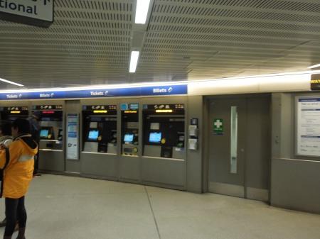 London Underground Goes Bilingual