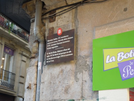 Bilbao's Heritage Signs
