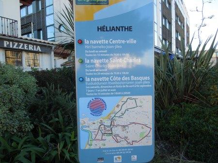 Biarritz's Free Shuttle