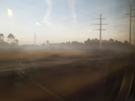 Through The Fog To Bordeaux