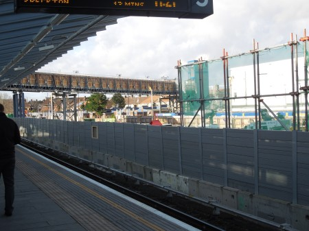 Things Are Happening At Custom House Station