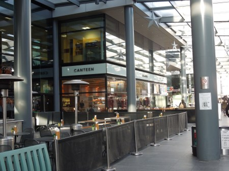 Canteen In Spitalfields