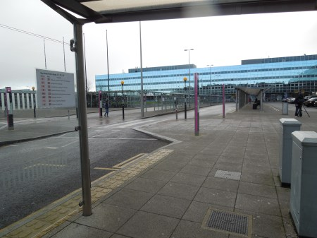 A New Bus Station