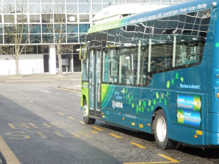 A New Electric Bus