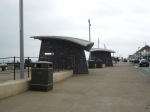 Shelters On Redcar Seafront