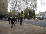 Walking Between Euston Square And Euston Stations