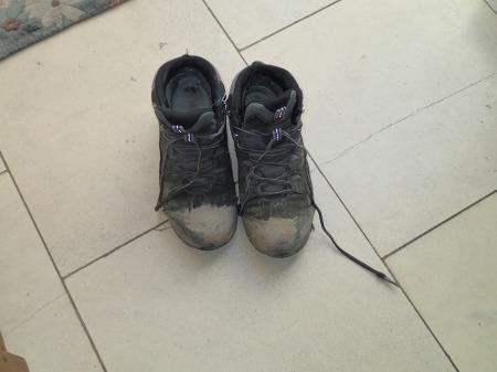 My Poor Boots