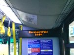 If You Want To Know The Time Get On A Bus