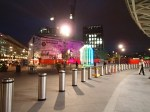 Lights, Fun, Action At Kings Cross