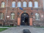 Polish Post Office In Gdansk