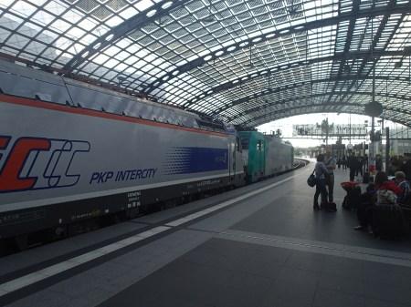 Double-Headed Into Berlin
