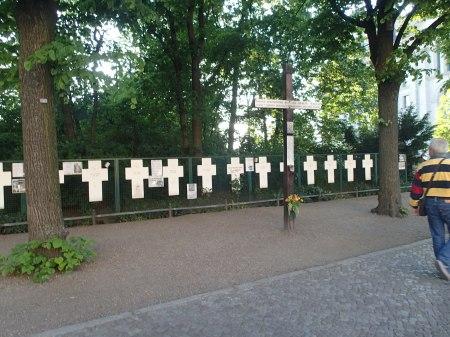 The White Crosses