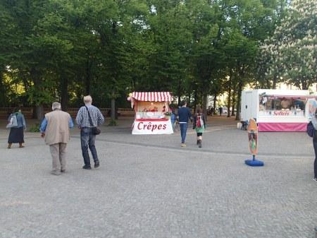 Pancakes In Berlin