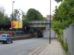 The Dudding Hill Line Crosses Victoria Road, Acton